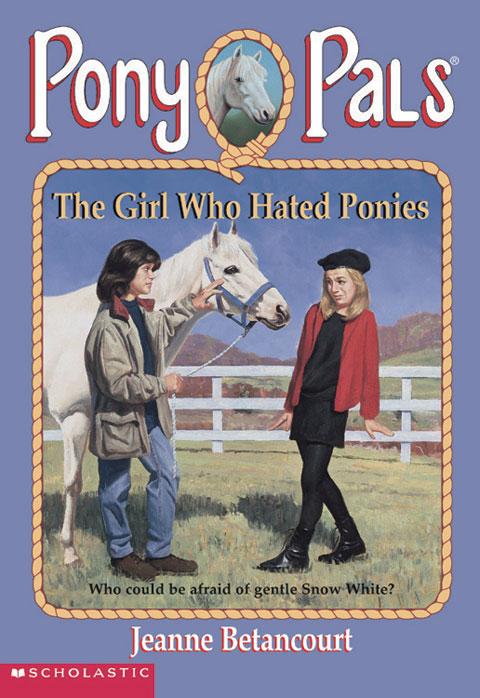 Good-Bye Pony (Pony Pals #8) Betancourt, Jeanne Paperback