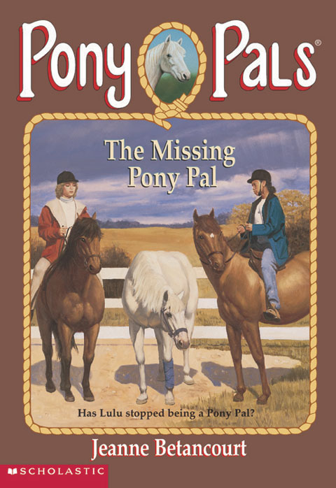 PONY PALS - by JEANNE BETANCOURT - BOOK 37 - NO PONIES IN THE HOUSE