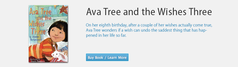 Ava Tree and the Wishes Three