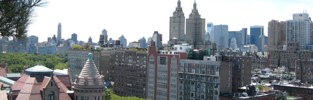 NYC Apartment View