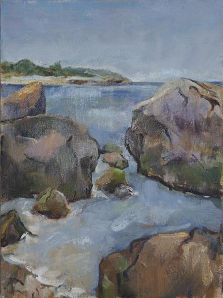 Rocks, Orient